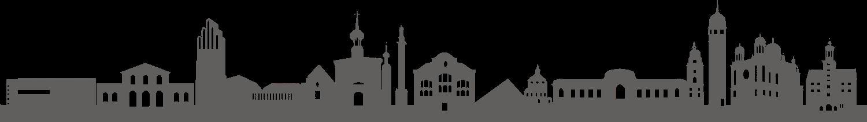 Darmstadt Silhoutte